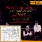 QUARTET NO.1 `RHAPSODY` IN D-MINOR/ ARTIS PIANO QUARTETS