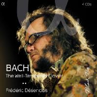 THE WELL-TEMPERED CLAVIER/ FREDERIC DESENCLOS [바흐: 평균율 클라비어곡집 전곡]