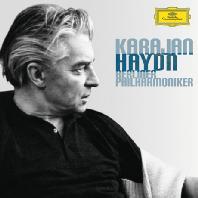 HAYDN: THE PARIS & LONDON SYMPHONIES [카라얀: 하이든 12개의 런던 교향곡, 6개의 파리 교향곡]