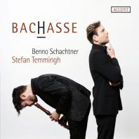 BACHASSE: OPPOSITES ATTRACT/ BENNO SCHACHTNER, STEFAN TEMMINGH [스테판 테밍 & 베노 샤흐트너: 카운터테너와 리코더를 위한 바흐와 하세의 음악]