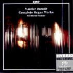 COMPLETE ORGAN WORKS/ FRIEDHELM FLAMME (SACD HYBRID)