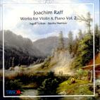 WORKS FOR VIOLIN & PIANO VOL.2/ INGOLF TURBAN