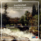 WORKS FOR VIOLIN AND PIANO VOL.3/ INGOLF TURBAN