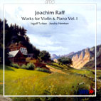 WORKS FOR VIOLIN AND PIANO VOL.1/ INGOLF TURBAN