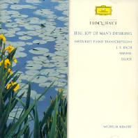 FAVOURITE PIANO TRANSCRIPTIONS/ WILHELM KEMPFF