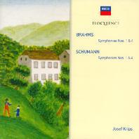 SYMPHONIES NOS.1 & 4/ JOSEF KRIPS