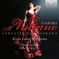 CANTATAS FOR SOPRANO/ MARIA LAURA MARTORANA
