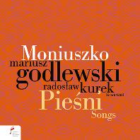 SONGS/ MARIUSZ GODLEWSKI [모니우슈코: 가곡집 - 마리우시 고들레프스키]