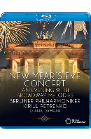 NEW YEAR`S EVE CONCERT: AN EVENING WITH BROADWAY MELODIES/ DIANA DAMRAU, KIRILL PETRENKO [2019 베를린 필 실황: 송년음악회 - 키릴 페트렌코]