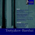 VIOLIN CONCERTO A MINOR BWV1041 ETC
