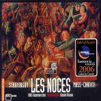 LES NOCES/ MASS/ CANTATA/ DANIEL REUSS [SACD HYBRID]