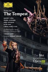 THE TEMPEST/ THOMAS ADES [아데스: 템페스트]