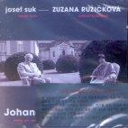 SONATAS FOR HARPSICHORD AND VIOLIN/ JOSEF SUK