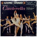 CINDERELLA/ HUGO RIGNOLD [LP]