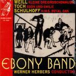KLEINE DREIGROSCHENMUSIK/ EBONY BAND/ WERNER HERBERS