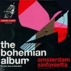 THE BOHEMIAN ALBUM/ AMSTERDAM SINFONIETTA [SACD HYBRID] [드보르작, 하스, 슐호프: 체코 음악 걸작선 - 암스테르담 신포니에타]
