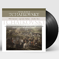 1812 OVERTURE, CAPRICCIO ITALIEN, MARCHE SLAVE/ KENNETH ALWYN [180G LP] [차이코프스키: 1812년 서곡 & 이탈리아 기상곡]
