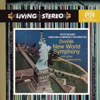 NEW WORLD SYMPHONY, THE BARTERED BRIDE, SCHWANDA/ FIRTZ REINER [SACD HYBRID] [LIVING STEREO] [드보르작: 신세계 교향곡, 스메타나: 팔려간 신부, 야로미르 바인베르거: 슈반다 - 프리츠 라이너]
