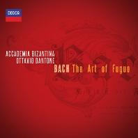 THE ART OF FUGUE/ ACCADEMIA BIZANTINA, OTTAVIO DANTONE [바흐: 푸가의 기법 - 아카데미아 비잔티나 & 단토네]