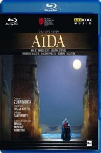 AIDA/ HUI HE, ZUBIN MEHTA [베르디: 아이다]