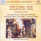 ITALIAN POPULAR SONGS 2