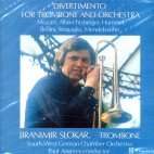 WORKS FOR TROMBONE & ORCHESTRA/ PUAL ANGERER