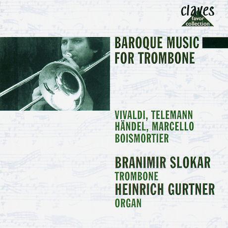 BAROQUE MUSIC FOR TROMBONE/ HEINRICH GURTNER