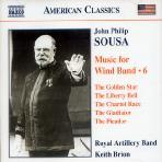 MUSIC FOR WINDA BAND 6/ ROYAL ARTILLERY BAND, KEITH BRION [수자: 관악 밴드를 위한 작품 6집 - 로열 아틸러리 밴드]