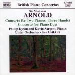 CONCERTO FOR TWO PIANOS/ ESA HEIKKILA