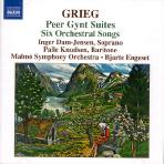 PEER GYNT SUITES/ SIX ORCHESTRAL SONGS