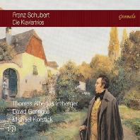 THE PIANO TRIOS/ THOMAS ALBERTUS IRNBERGER, DAVID GERINGAS, MICHAEL KORSTICK [SACD HYBRID] [슈베르트: 피아노 삼중주, 노투르노, 소나타악장]