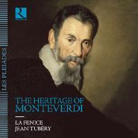 THE HERITAGE OF MONTEVERDI/ LA FENICE, JEAN TUBERY [라 페니체 & 장 튀베리: 몬테베르디의 유산]