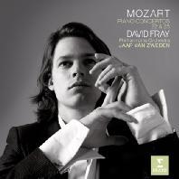 PIANO CONCERTOS 22 & 25/ DAVID FRAY, JAAP VAN ZWEDEN [모차르트: 피아노 협주곡 - 다비드 프라이]