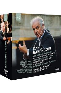 DANIEL BARENBOIM VOL.2 [다니엘 바렌보임: 콜렉션 2집]