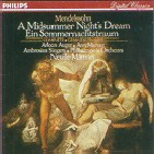 A MIDSUMMER NIGHT`S DREAM/ MARRINER