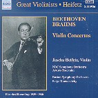 VIOLIN CONCERTOS/ HEIFETZ
