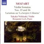 VIOLIN SONATAS VOL.5/ TAKAKO NISHIZAKI