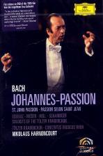 JOHANNES-PASSION/ NIKOLAUS HARNONCOURT [바흐: 요한 수난곡]