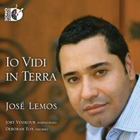 IO VIDI IN TERRA [CD+BLU-RAY AUDIO]