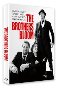 블룸형제 사기단 [넘버링 한정판] [THE BROTHERS BLOOM] [17년 2월 비디오여행 가격인하 프로모션]
