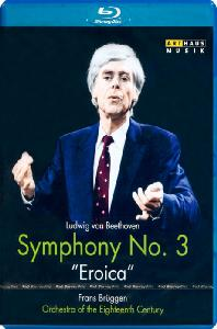 SYMPHONY NO.3 EROICA/ FRANS BRUGGEN [베토벤: 교향곡 3번 '에로이카']