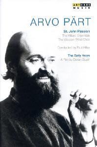 ST. JOHN PASSION & THE EARLY YEARS/ PAUL HILLIER [패르트: 요한수난곡 & 포트레이트 다큐멘터리]