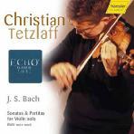 SONATAS & PARTITAS FOR VIOLIN SOLO/ CHRISTIAN TETZLAFF