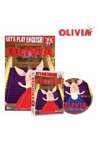 올리비아 시즌 7: 하루동안 공주 되기 [DVD+BOOK] [OLIVIA SEASON 7: PRINCESS FOR A DAY]
