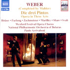 DIE DREI PINTOS(THE THREE PINTOS) - COMPLETED BY MAHLER/ PAOLO ARRIVABENI