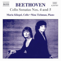 MUSIC FOR CELLO AND PIANO VOL.3/ MARIA KLIEGEL