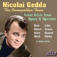 GREAT ARIAS FROM OPERA & OPERETTA [니콜라이 게다: 오페라 & 오페레타 아리아 명곡집]