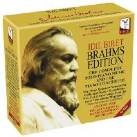 BRAHMS EDITION: THE COMPLETE SOLO PIANO MUSIC AND CONCERTOS/ ANTONI WIT [이딜 비렛: 브람스 에디션]
