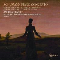 PIANO CONCERTO/ ANGELA HEWITT, HANNU LINTU