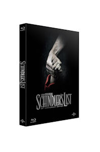 쉰들러 리스트: BD+DVD [디지북 한정판] [SCHINDLER'S LIST]